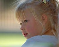 Cute girl Royalty Free Stock Photos