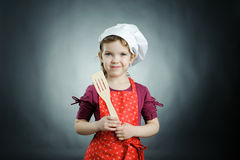 Cute girl Royalty Free Stock Photos