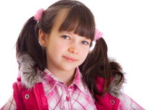 Cute Girl Stock Photography