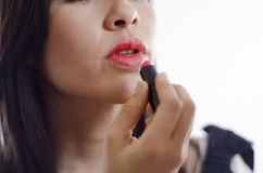 Free Cute Girl Getting Ready Royalty Free Stock Photography - 35958307
