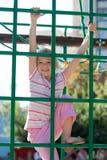 Cute girl having fun. Stock Photos