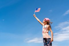 Independence Day, Flag Day concept Royalty Free Stock Photo