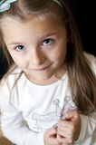 Cute girl portrait Stock Photo