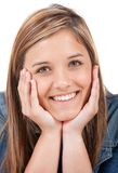 Cute girl portrait Royalty Free Stock Photography