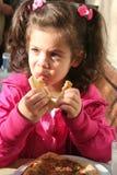 Cute girl portrait Royalty Free Stock Photos