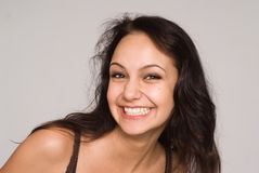 Cute girl posing Stock Photo
