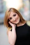 Cute girl posing Royalty Free Stock Image