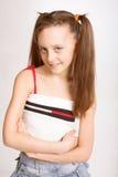 cute girl smile стоковое фото rf