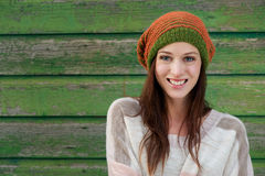 Cute Girl Young Smile Royalty Free Stock Image