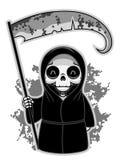 Cute grim Reaper Stock Photos