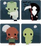 Cute Halloween Stock Photo