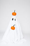 Cute halloween ghost Stock Photography