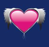 Heart Wing Vector  Stock Photos
