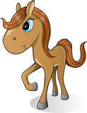 Cute Horse Pony Vector Stock Photo