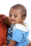 Cute Indian baby Stock Photo
