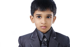 Cute Indian Boy Royalty Free Stock Photography