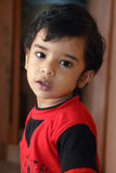 Cute Indian Boy Royalty Free Stock Images