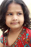Cute Indian Girl Royalty Free Stock Photo