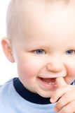 Cute infant Royalty Free Stock Photography