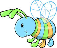 Cute Insect Vector Illustration Stock Image