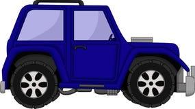 Cute jeep car cartoon. Illustration of cute jeep car cartoon vector illustration