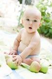 Cute kid stock photography