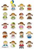 Cute kids Stock Image