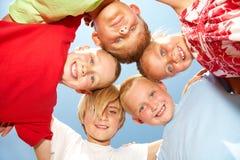Cute kids Royalty Free Stock Image
