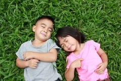 Cute kids stock photography