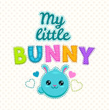 Cute kids illustration Royalty Free Stock Images
