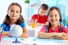 Cute kids Stock Photography