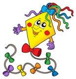Cute kite Royalty Free Stock Image