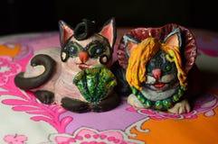 Cute kitties Stock Photos