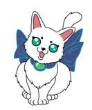Cute kitty Stock Image
