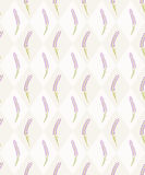 Cute lavender seamless tile pattern.French wallpaper. Royalty Free Stock Image