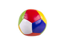 Cute leather ball toy Royalty Free Stock Photography