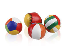 cute leather ball toys Stock Photo