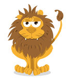 Cute Lion Royalty Free Stock Image