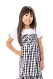 Cute little asian girl Stock Photo
