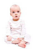 Cute little baby Stock Photos