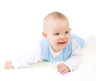 Cute little baby Stock Photo