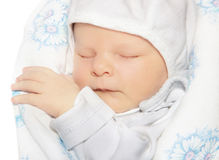 Cute little baby Royalty Free Stock Images