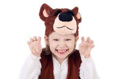 Cute little bear Royalty Free Stock Photos