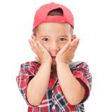 Cute little boy Stock Image