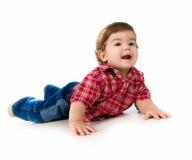 Cute little boy Royalty Free Stock Photos