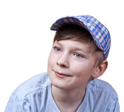 Cute little boy Stock Photography