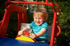 Cute little boy Stock Photography