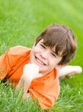 Cute Little Boy Royalty Free Stock Photos