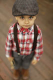 Cute little boy with beautiful eyes looking into the camera Royalty Free Stock Photo