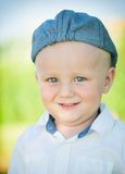 Cute little boy Royalty Free Stock Images
